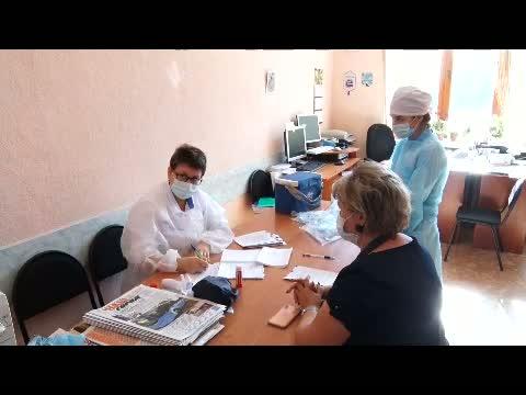Стартовала сезонная вакцинация от гриппа