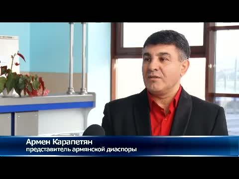 Обращение к конфликтующим в Нагорном Карабахе